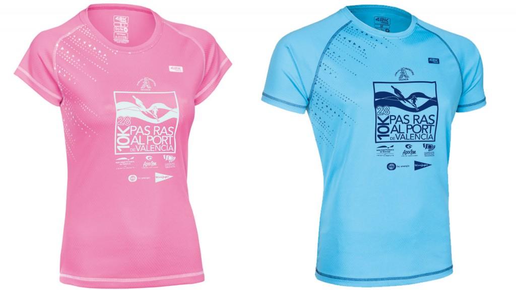Camisetas PasRas 2015