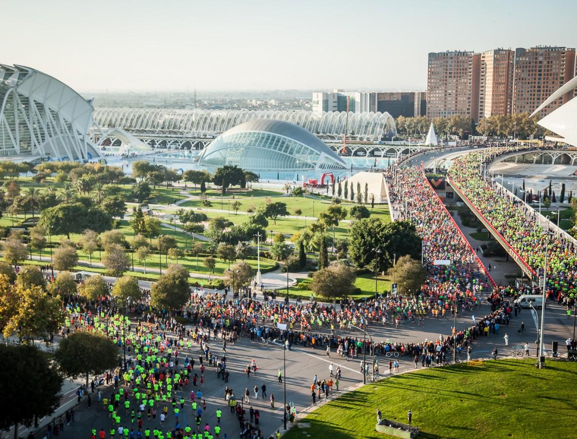 Récords en el Maratón y en el 10K
