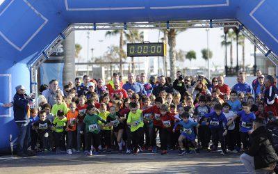 Carreras Infantiles en el Pas Ras 2017