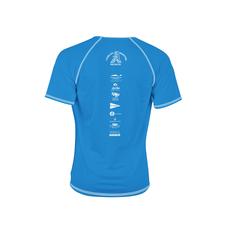 Camiseta Pas Ras espalda