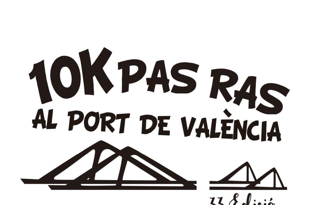 ¡Abiertas las inscripciones al 10k Pas Ras al Port de València!